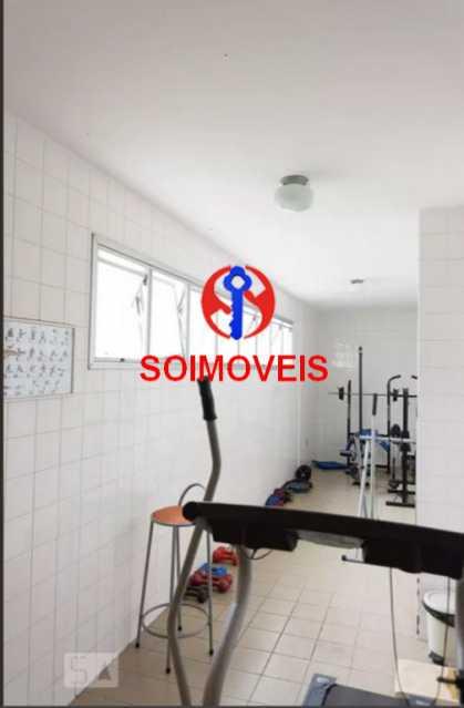 acad - Apartamento 2 quartos à venda Grajaú, Rio de Janeiro - R$ 378.000 - TJAP20861 - 22
