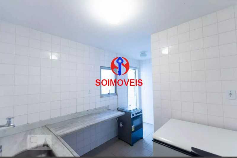 cz sl - Apartamento 2 quartos à venda Grajaú, Rio de Janeiro - R$ 378.000 - TJAP20861 - 21