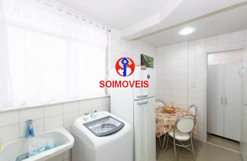 ar - Apartamento 2 quartos à venda Grajaú, Rio de Janeiro - R$ 378.000 - TJAP20861 - 16