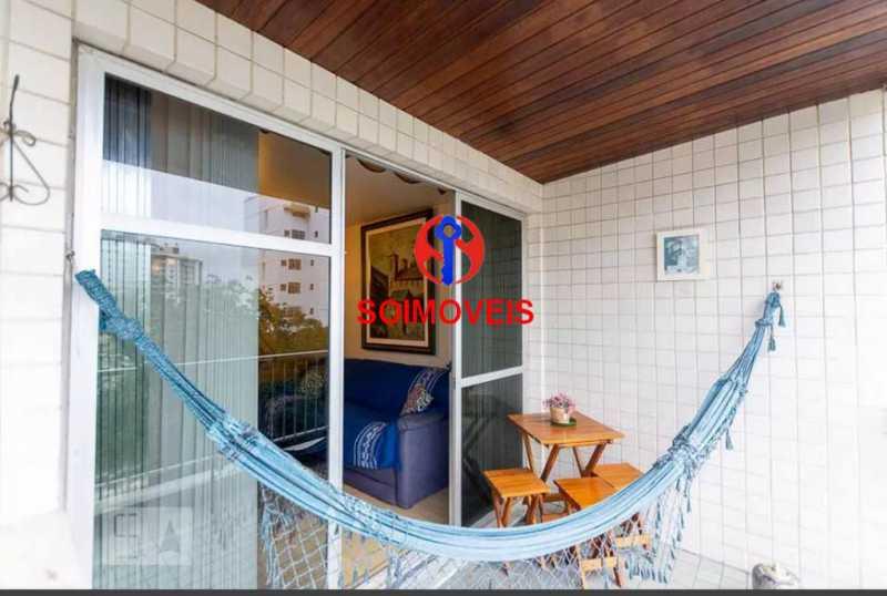 var - Apartamento 2 quartos à venda Grajaú, Rio de Janeiro - R$ 378.000 - TJAP20861 - 5