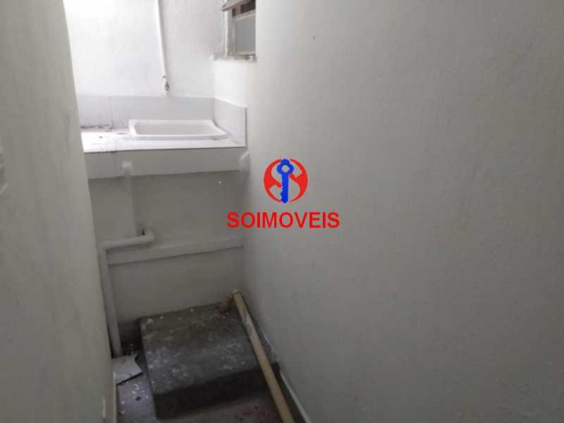 ar - Apartamento 1 quarto à venda Engenho Novo, Rio de Janeiro - R$ 159.000 - TJAP10213 - 18
