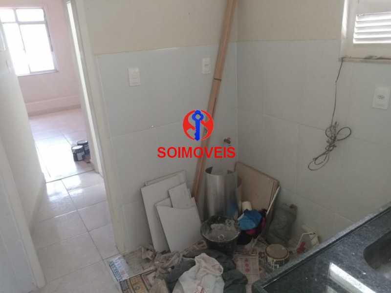 cz - Apartamento 1 quarto à venda Engenho Novo, Rio de Janeiro - R$ 159.000 - TJAP10213 - 17