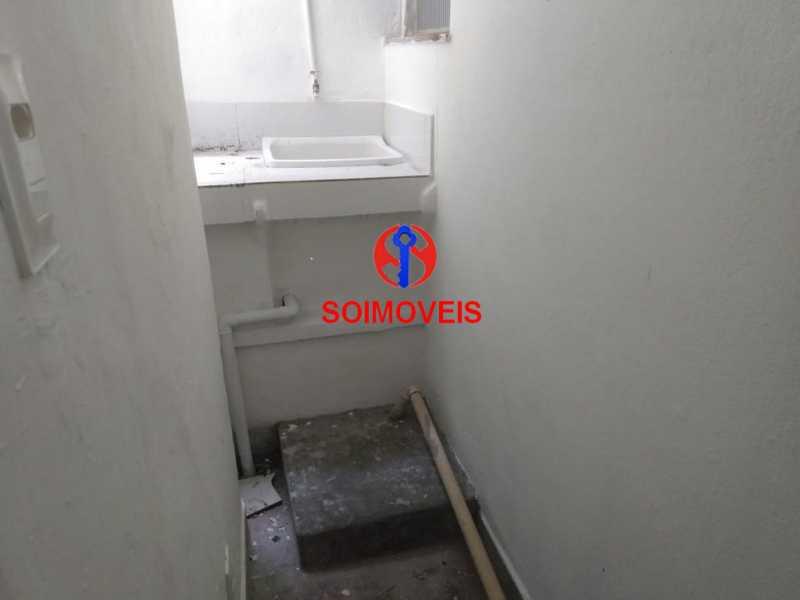 ar - Apartamento 1 quarto à venda Engenho Novo, Rio de Janeiro - R$ 159.000 - TJAP10213 - 19