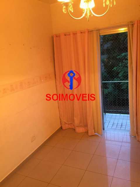 qt - Apartamento 2 quartos à venda Rio Comprido, Rio de Janeiro - R$ 320.000 - TJAP20863 - 8