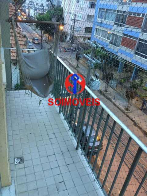 var - Apartamento 2 quartos à venda Rio Comprido, Rio de Janeiro - R$ 320.000 - TJAP20863 - 7