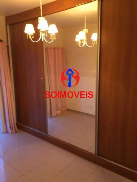 qt - Apartamento 2 quartos à venda Rio Comprido, Rio de Janeiro - R$ 320.000 - TJAP20863 - 9