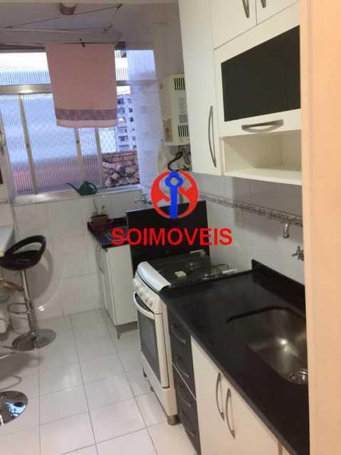 cz - Apartamento 2 quartos à venda Rio Comprido, Rio de Janeiro - R$ 320.000 - TJAP20863 - 13