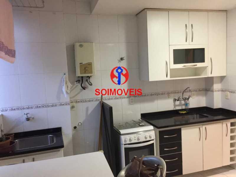 cz - Apartamento 2 quartos à venda Rio Comprido, Rio de Janeiro - R$ 320.000 - TJAP20863 - 12
