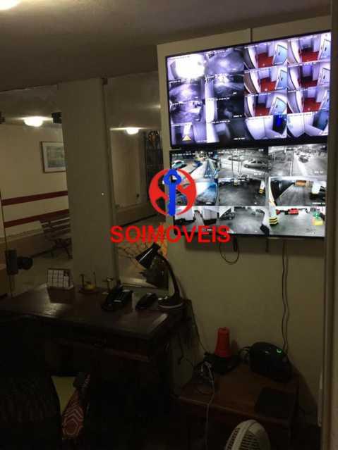 port - Apartamento 2 quartos à venda Rio Comprido, Rio de Janeiro - R$ 320.000 - TJAP20863 - 1