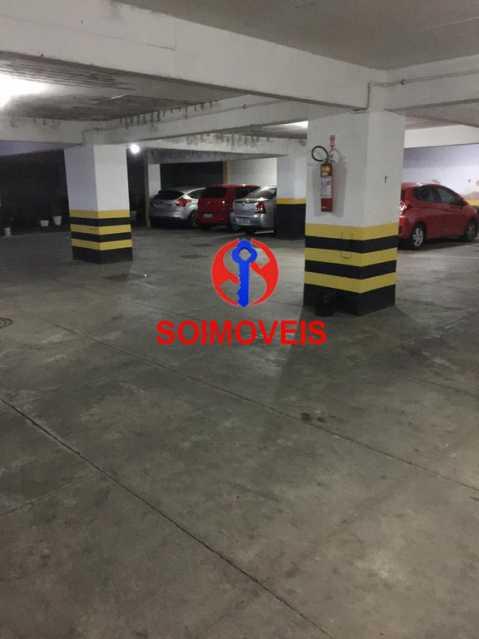 gar - Apartamento 2 quartos à venda Rio Comprido, Rio de Janeiro - R$ 320.000 - TJAP20863 - 19