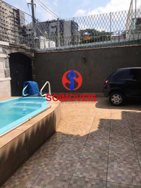 Garagem/Piscina - Casa 5 quartos à venda Cachambi, Rio de Janeiro - R$ 850.000 - TJCA50007 - 27