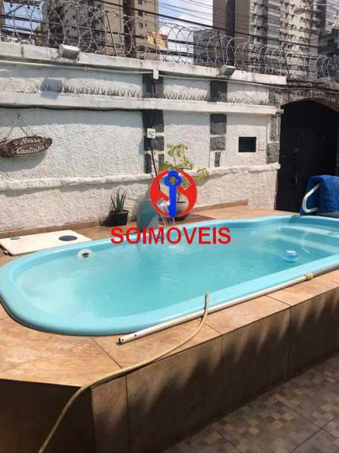 Piscina - Casa 5 quartos à venda Cachambi, Rio de Janeiro - R$ 850.000 - TJCA50007 - 26