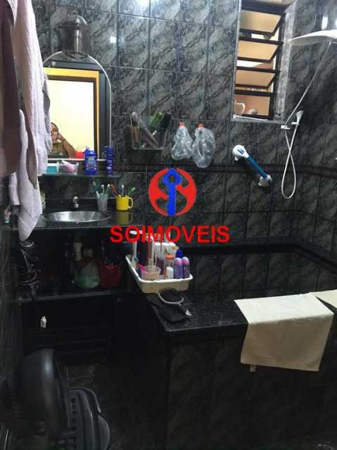 Banheiro social - Casa 5 quartos à venda Cachambi, Rio de Janeiro - R$ 850.000 - TJCA50007 - 19
