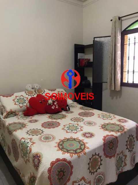 Quarto - Casa 5 quartos à venda Cachambi, Rio de Janeiro - R$ 850.000 - TJCA50007 - 8