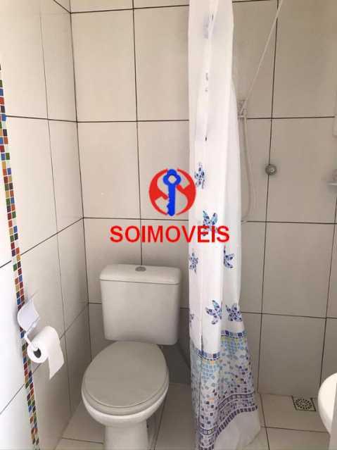 Banheiro social - Casa 5 quartos à venda Cachambi, Rio de Janeiro - R$ 850.000 - TJCA50007 - 20