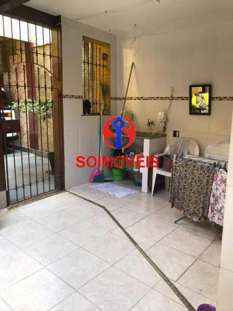 Área  - Casa 5 quartos à venda Cachambi, Rio de Janeiro - R$ 850.000 - TJCA50007 - 17