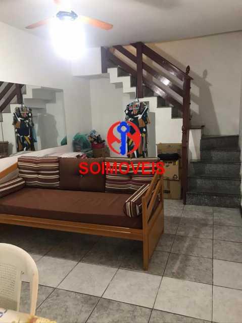 Sala - Casa 5 quartos à venda Cachambi, Rio de Janeiro - R$ 850.000 - TJCA50007 - 1