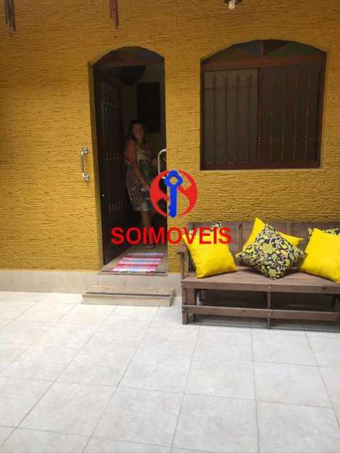 Área - Casa 5 quartos à venda Cachambi, Rio de Janeiro - R$ 850.000 - TJCA50007 - 16