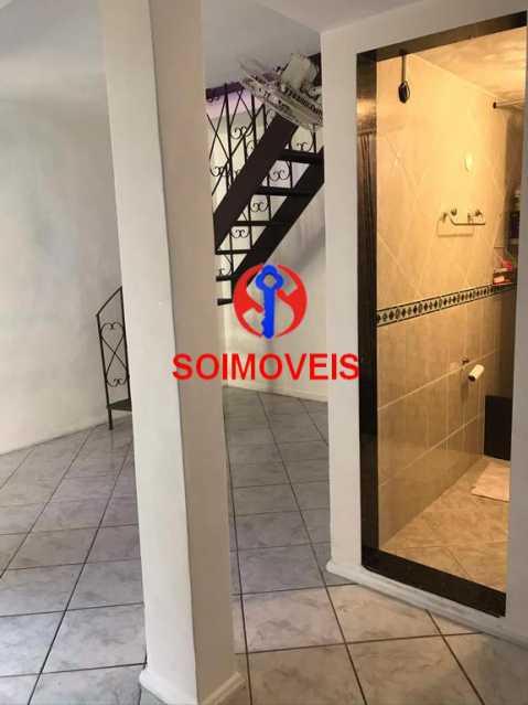 Sala - Casa 5 quartos à venda Cachambi, Rio de Janeiro - R$ 850.000 - TJCA50007 - 5
