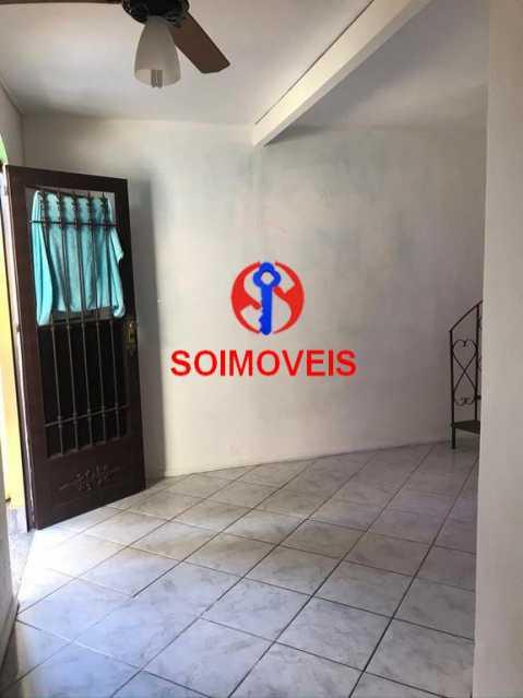 Sala - Casa 5 quartos à venda Cachambi, Rio de Janeiro - R$ 850.000 - TJCA50007 - 6