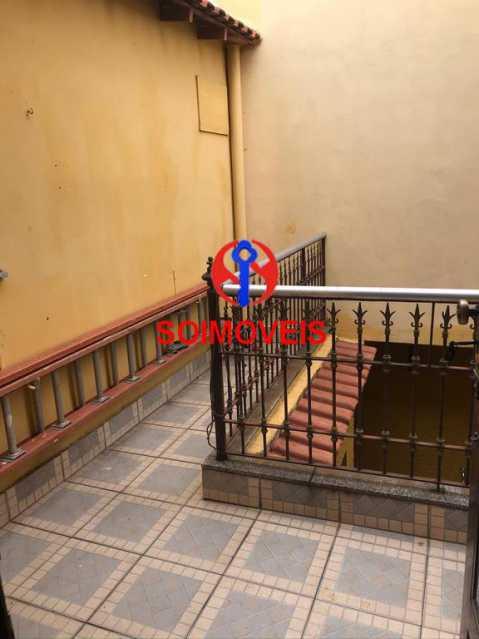 Varanda - Casa 5 quartos à venda Cachambi, Rio de Janeiro - R$ 850.000 - TJCA50007 - 24