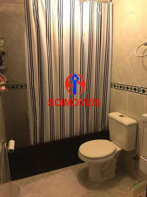Banheiro social - Casa 5 quartos à venda Cachambi, Rio de Janeiro - R$ 850.000 - TJCA50007 - 21