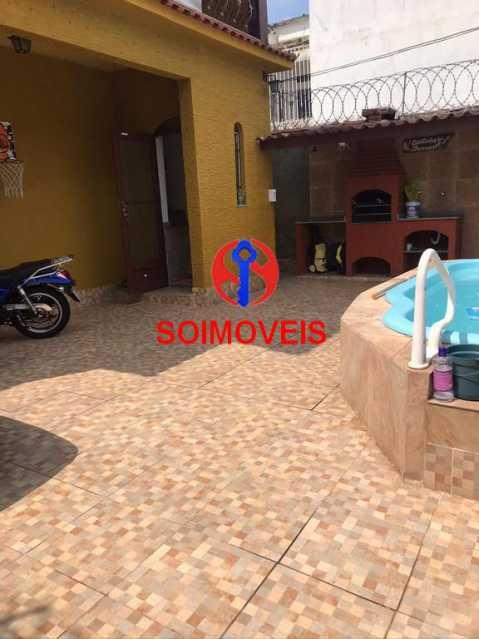 Entrada - Casa 5 quartos à venda Cachambi, Rio de Janeiro - R$ 850.000 - TJCA50007 - 30