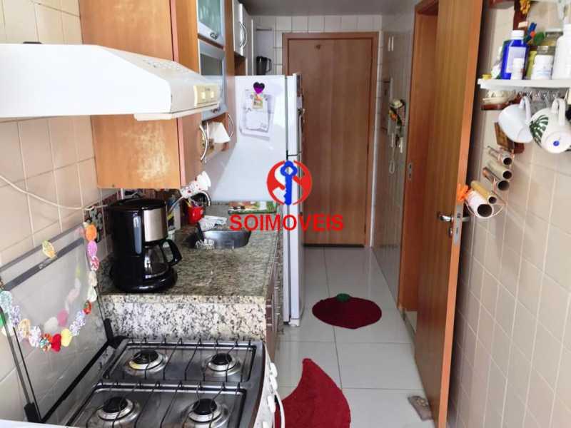cz - Apartamento 2 quartos à venda Lins de Vasconcelos, Rio de Janeiro - R$ 280.000 - TJAP20870 - 20