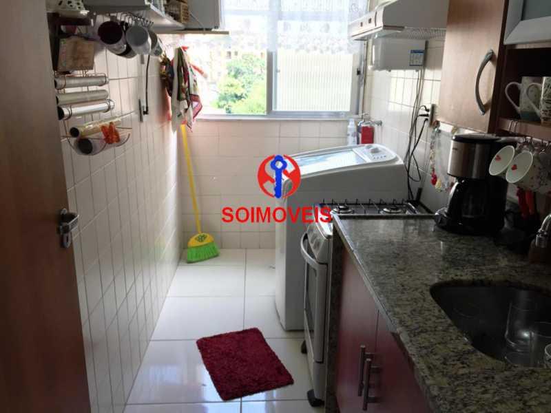 cz - Apartamento 2 quartos à venda Lins de Vasconcelos, Rio de Janeiro - R$ 280.000 - TJAP20870 - 23
