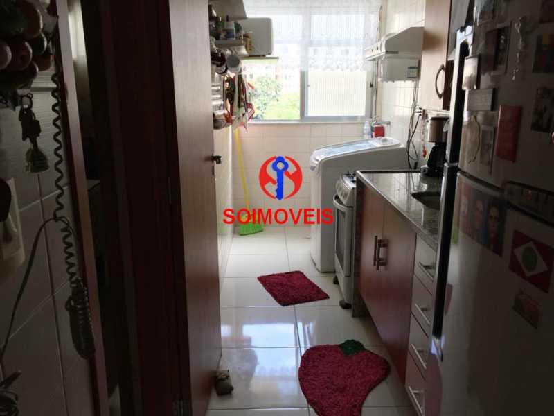 cz - Apartamento 2 quartos à venda Lins de Vasconcelos, Rio de Janeiro - R$ 280.000 - TJAP20870 - 19