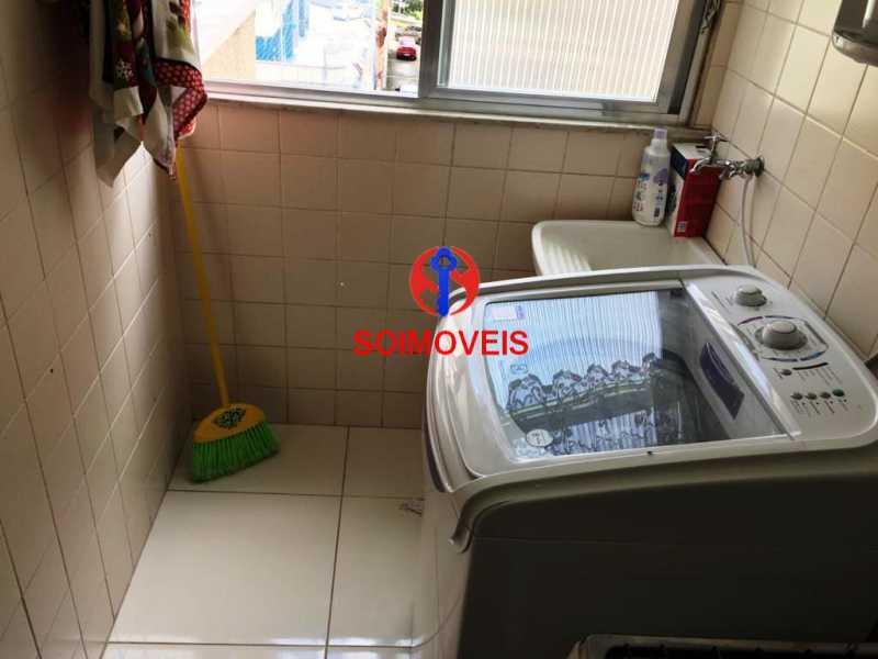 ar - Apartamento 2 quartos à venda Lins de Vasconcelos, Rio de Janeiro - R$ 280.000 - TJAP20870 - 26