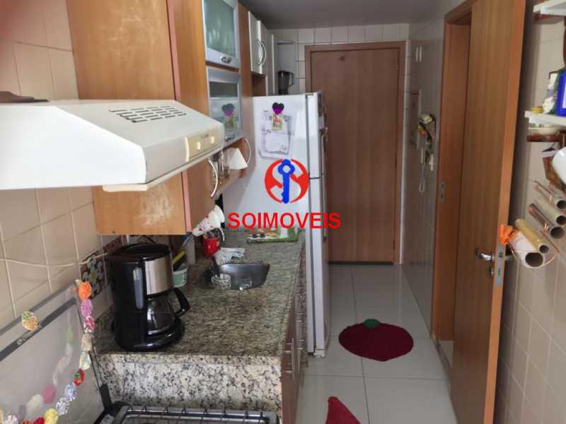 cz - Apartamento 2 quartos à venda Lins de Vasconcelos, Rio de Janeiro - R$ 280.000 - TJAP20870 - 21
