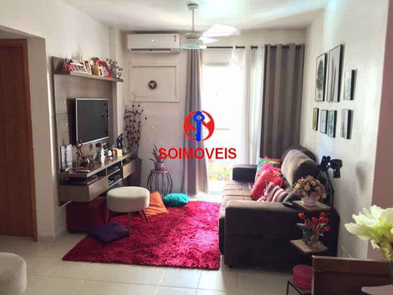 sl - Apartamento 2 quartos à venda Lins de Vasconcelos, Rio de Janeiro - R$ 280.000 - TJAP20870 - 3