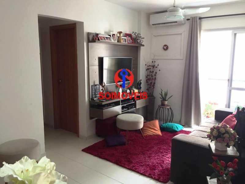 sl - Apartamento 2 quartos à venda Lins de Vasconcelos, Rio de Janeiro - R$ 280.000 - TJAP20870 - 6