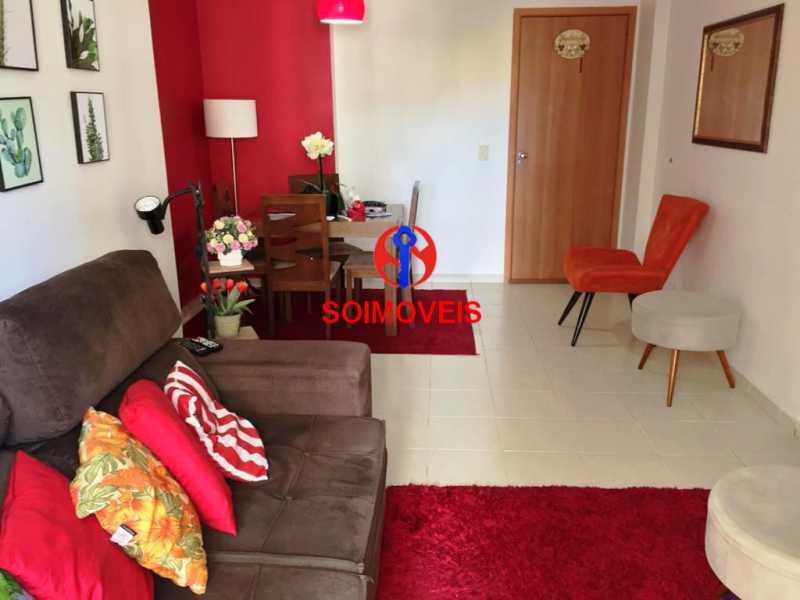 sl - Apartamento 2 quartos à venda Lins de Vasconcelos, Rio de Janeiro - R$ 280.000 - TJAP20870 - 8