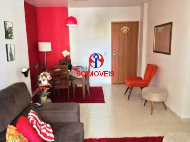 sl - Apartamento 2 quartos à venda Lins de Vasconcelos, Rio de Janeiro - R$ 280.000 - TJAP20870 - 7