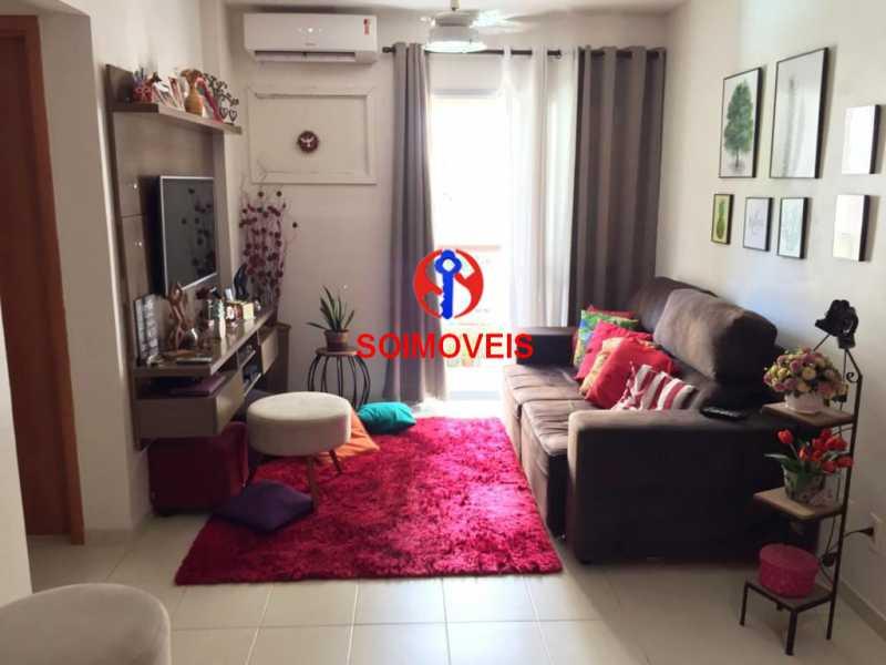 sl - Apartamento 2 quartos à venda Lins de Vasconcelos, Rio de Janeiro - R$ 280.000 - TJAP20870 - 4