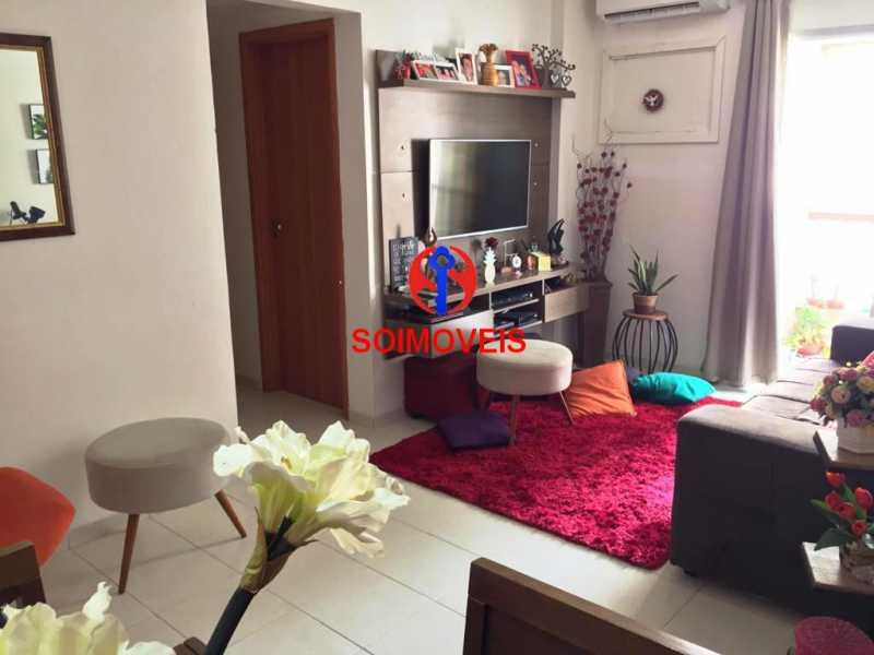 sl - Apartamento 2 quartos à venda Lins de Vasconcelos, Rio de Janeiro - R$ 280.000 - TJAP20870 - 5