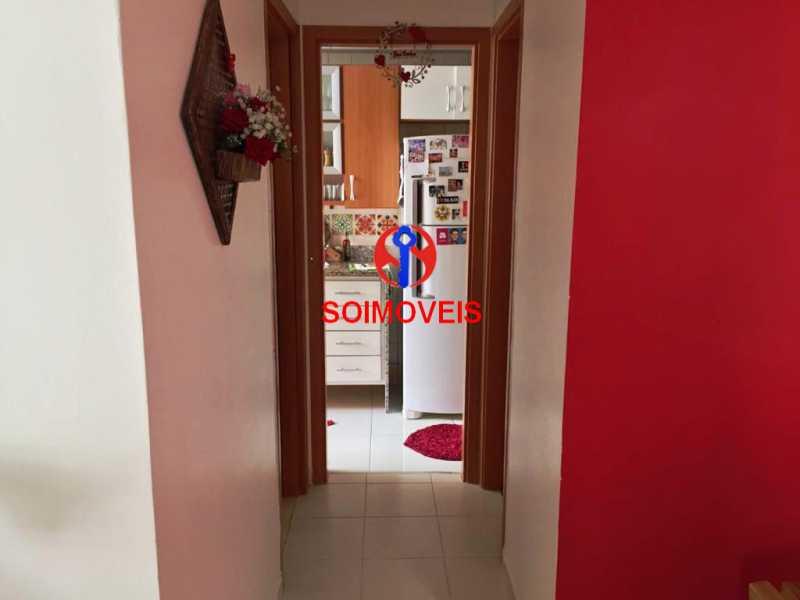 circ - Apartamento 2 quartos à venda Lins de Vasconcelos, Rio de Janeiro - R$ 280.000 - TJAP20870 - 11