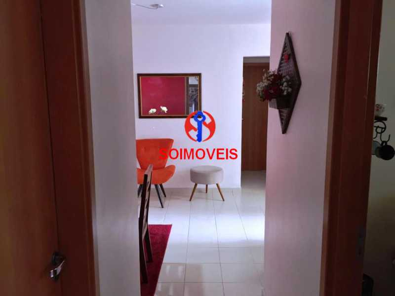 circ - Apartamento 2 quartos à venda Lins de Vasconcelos, Rio de Janeiro - R$ 280.000 - TJAP20870 - 9