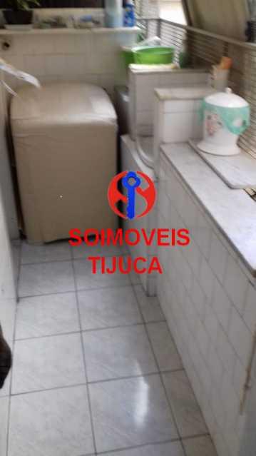 5-ar - Apartamento 2 quartos à venda Cachambi, Rio de Janeiro - R$ 325.000 - TJAP20873 - 26