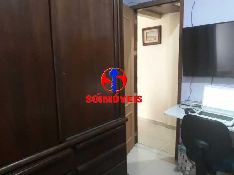 QUARTO - Apartamento 2 quartos à venda Grajaú, Rio de Janeiro - R$ 380.000 - TJAP21143 - 11
