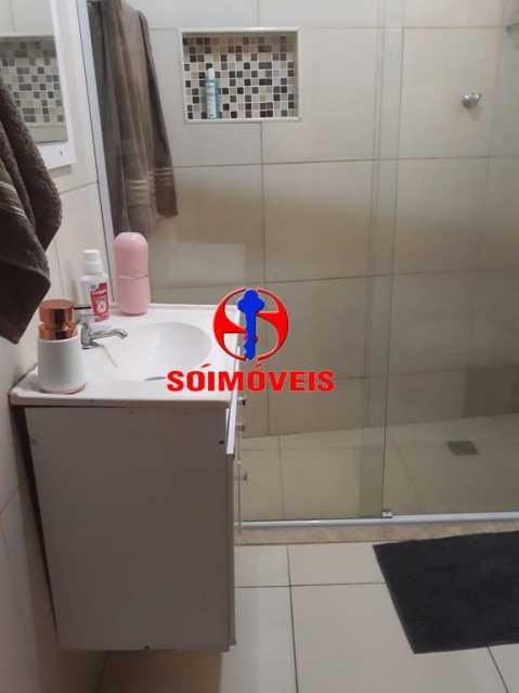 BANHEIRO - Apartamento 2 quartos à venda Grajaú, Rio de Janeiro - R$ 380.000 - TJAP21143 - 13