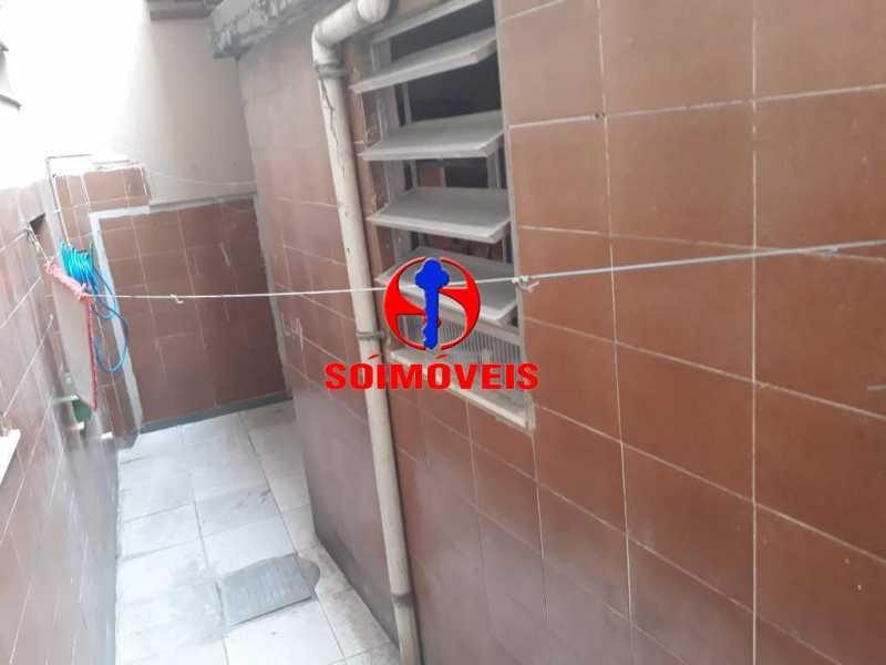 ÁREA DE SERVIÇO - Apartamento 2 quartos à venda Grajaú, Rio de Janeiro - R$ 380.000 - TJAP21143 - 17