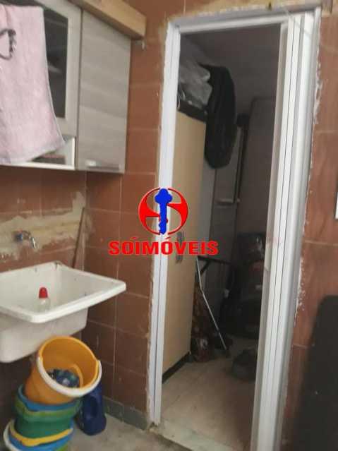 ÁREA DE SERVIÇO - Apartamento 2 quartos à venda Grajaú, Rio de Janeiro - R$ 380.000 - TJAP21143 - 15