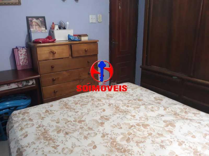 QUARTO - Apartamento 2 quartos à venda Grajaú, Rio de Janeiro - R$ 380.000 - TJAP21143 - 7