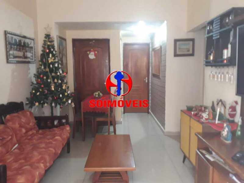 SALA - Apartamento 2 quartos à venda Grajaú, Rio de Janeiro - R$ 380.000 - TJAP21143 - 3