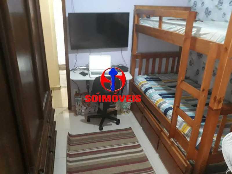 QUARTO - Apartamento 2 quartos à venda Grajaú, Rio de Janeiro - R$ 380.000 - TJAP21143 - 12