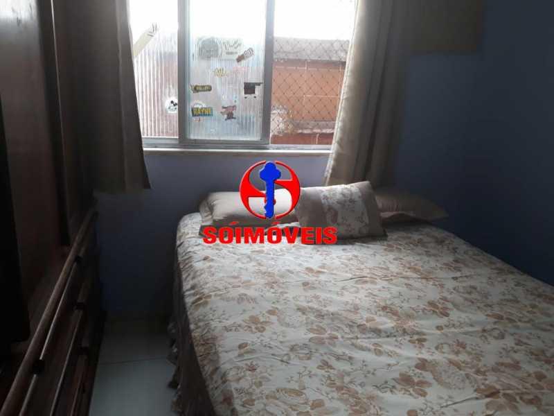 QUARTO - Apartamento 2 quartos à venda Grajaú, Rio de Janeiro - R$ 380.000 - TJAP21143 - 8