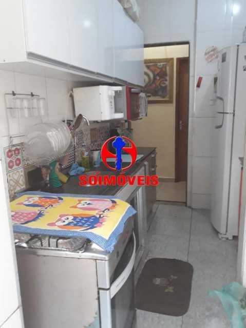 COZINHA - Apartamento 2 quartos à venda Grajaú, Rio de Janeiro - R$ 380.000 - TJAP21143 - 6